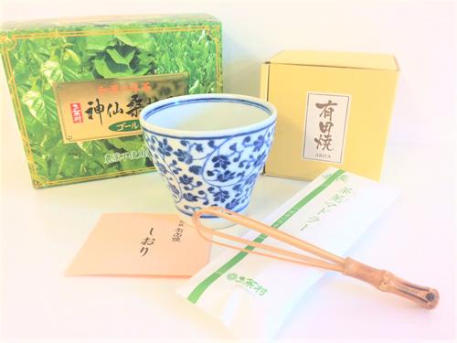 神仙桑抹茶
